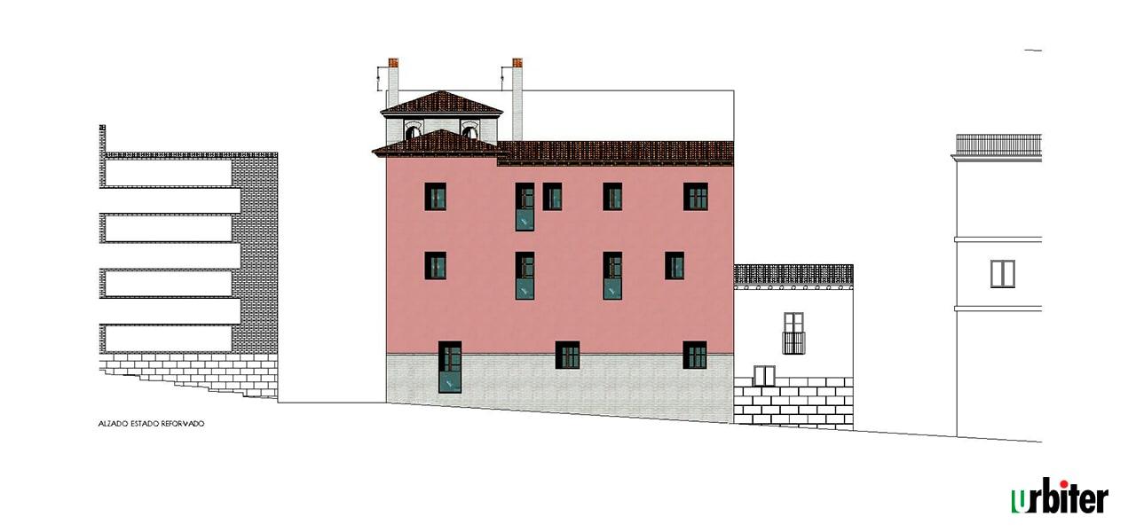 Rehabilitación Casco Urbiter Toledo 10