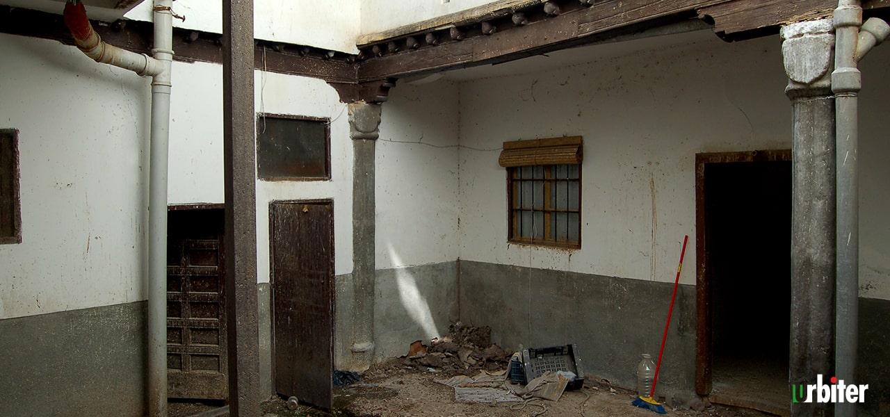 Rehabilitación Casco Urbiter Toledo