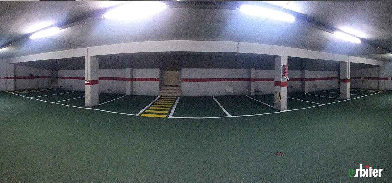Portada Renovación de pavimento en Parking, Toledo - Urbiter