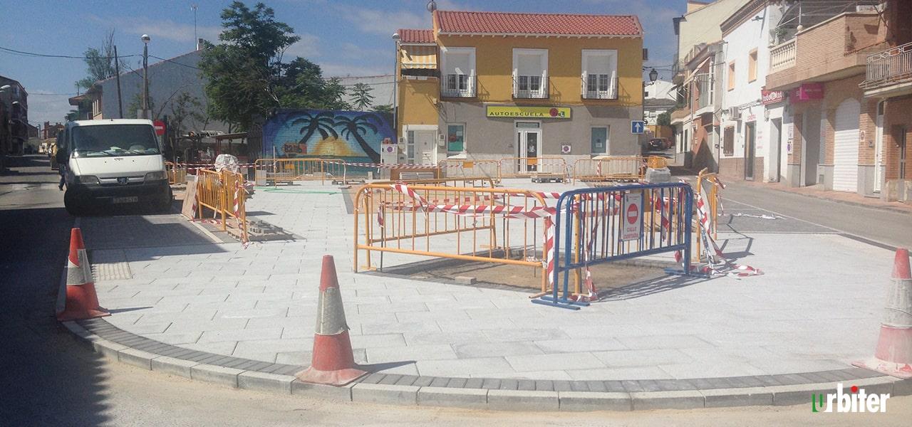 Rehabilitación Plaza de las Verduras Yuncler- Urbiter