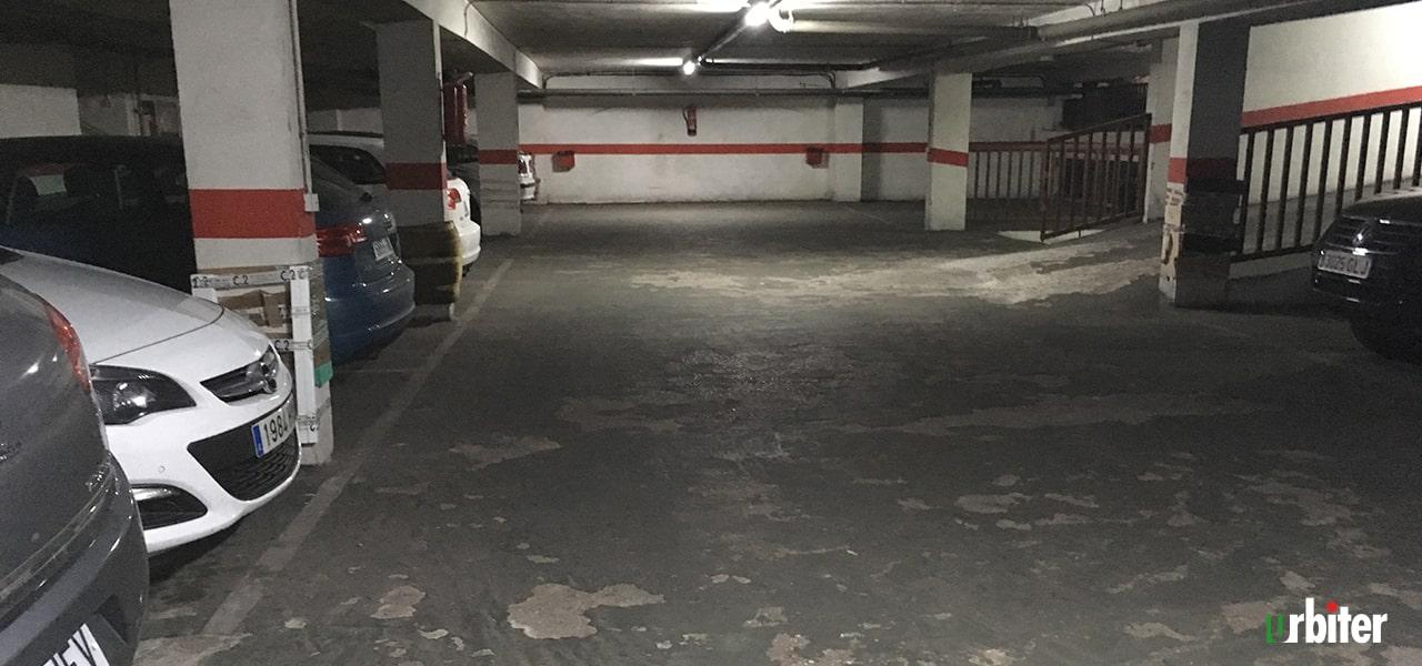 Renovación de pavimento en Parking, Toledo - Urbiter